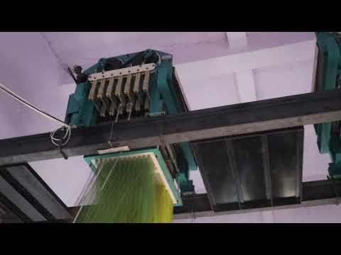 Electronic Jacquard For Rapier Loom Machine