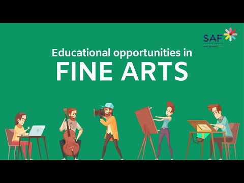 Educational Opportunities in Fine arts - English