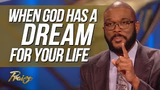 Tyler Perry: When God Has a Dream for Your Life | Praise on TBN