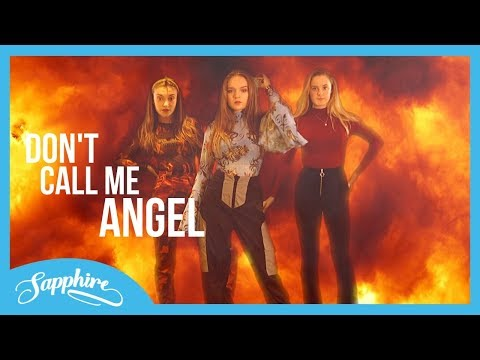 Dont Call Me Angel Ariana Grande Miley Cyrus Amp Lana Del Rey Cover By Sapphire