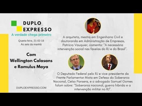 Assista A Duplo Expresso 21fev2018 No Youtube