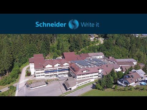 Schneider Schreibgeräte GmbH - Unternehmensfilm (Deutsch)