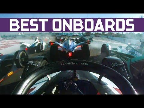 Amazing Onboard Action! | 2019 Marrakesh E-Prix | ABB FIA Formula E Championship