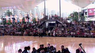 preview picture of video 'Hoyas in China - Georgetown Hoyas vs. Liaoning Dinosaurs (4th Quarter)'