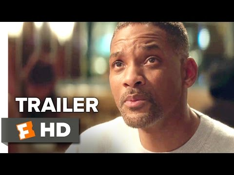Collateral Beauty Official Trailer 1 (2016) - Will Smith Movie