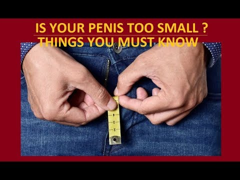 Miért egy nagy pénisz