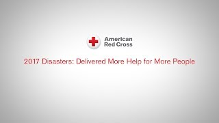American Red Cross Disaster Update 2018