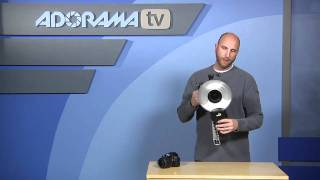 Orbis Ring Flash Kit: Product Reviews: Adorama Photography TV