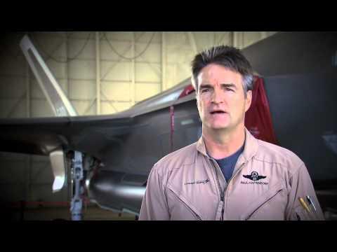 The F-35 Cockpit