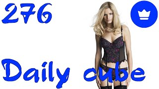 Daily cube #276 | Ежедневный коуб #276