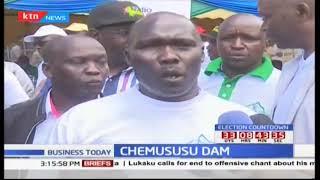 Governent to maintain areas around the Chemususu dam