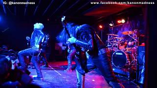 Dark Funeral - Open The Gates HD Live (  San Diego CA - Feb 23 2018) by Kanon Madness