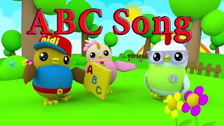 The Abc's Song for children