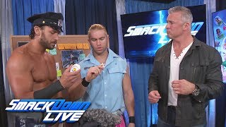 Are The Fashion Police turning in their badges?: SmackDown LIVE, May 23, 2017