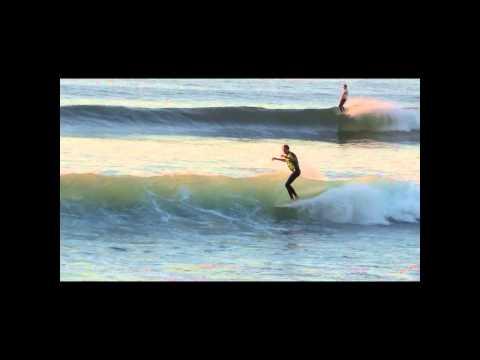 Malibu Longboard Surfers – Hurricane Norbert
