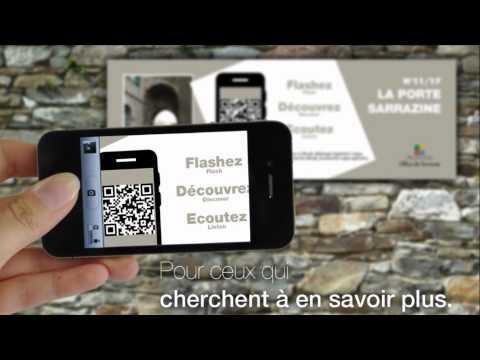 APPLICATION iPhone Android TOURISME pour Commune