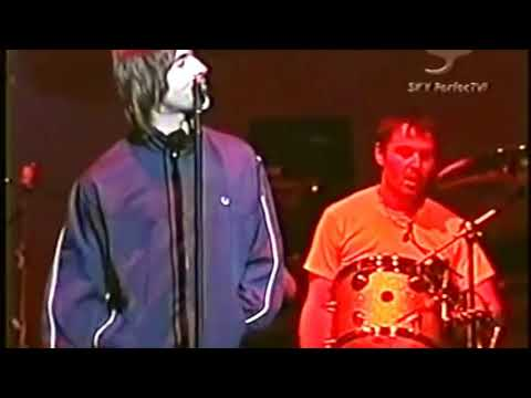 Oasis Stand By Me Best Live Version