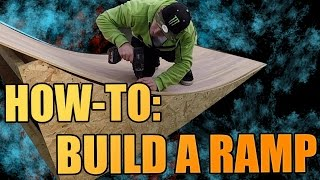HOW-TO: BUILD A RAMP