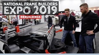 National Frame Builders Expo 2019