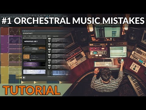 Starting with orchestral music production? Avoid this mistake.