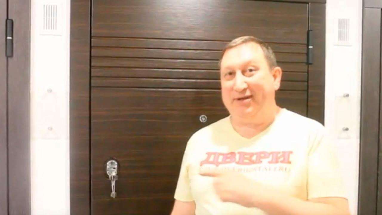 Видеообзор Дверь Металюкс М16