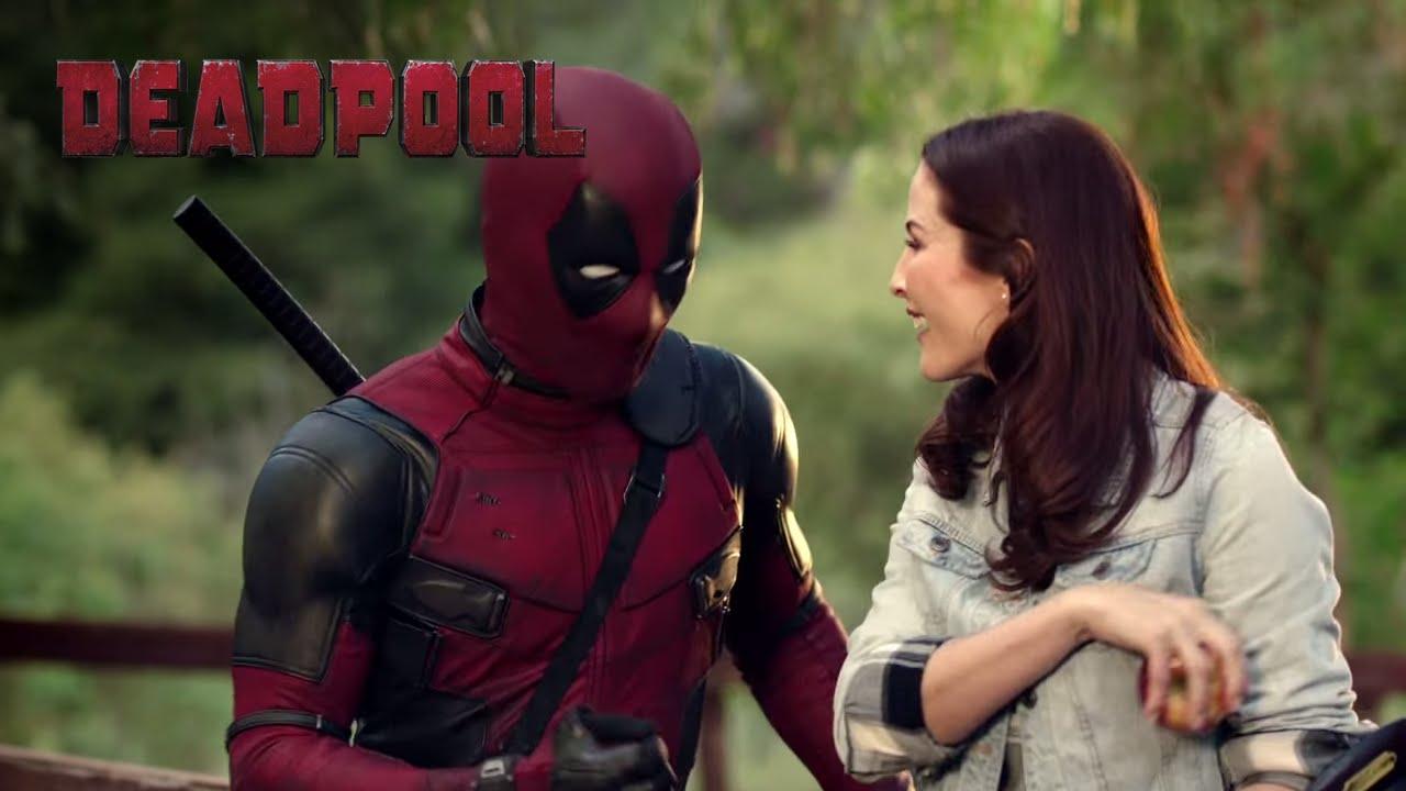 Deadpool - Need a little hand?