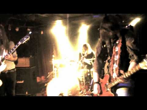 KADAVAR feat. Shazzula - Purple Sage live @ White Trash Berlin 2011