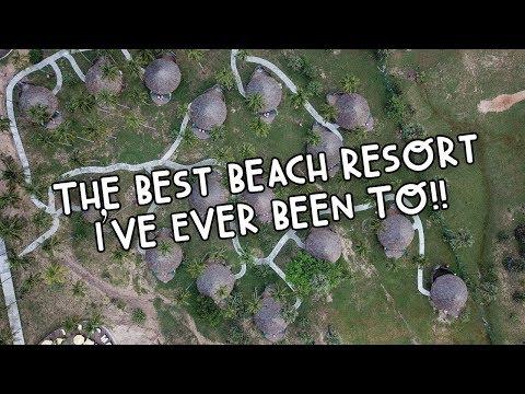 THE #1 BEST BEACH RESORT I'VE EVER BEEN TO! | Vlog #107