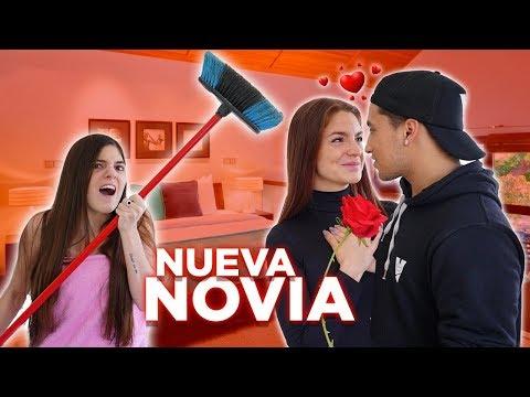 YAO BESA A SU NUEVA NOVIA DELANTE DE TODOS !!! *cande la golpea*