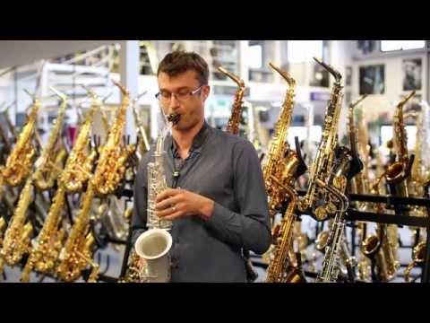 Selmer Paris Limited Edition Alto Saxophone – Pearl Lacquer