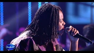 Yseult: Wasting my young years - Final - NOUVELLE STAR 2014