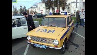 ВАЗ 21011 ЖИГУЛИ-ГАИ СССР
