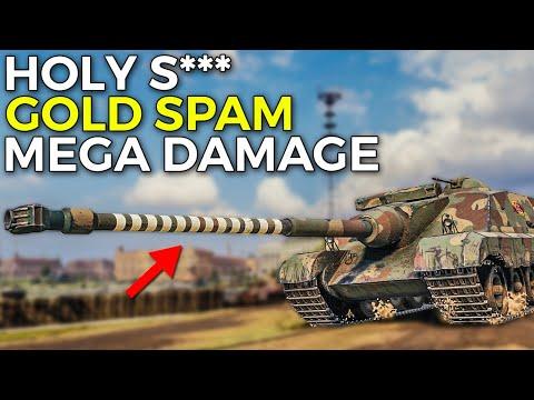 Holy S*** Damage! | World of Tanks AMX 50 Foch Beast