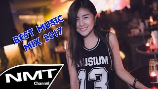 Best Music Mix 2017 - Best Of EDM, Bass Boosted Club Party Dance Music Mix 2017