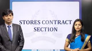 Working of Store Contract Section