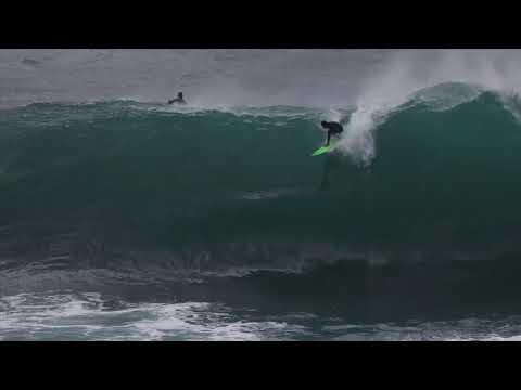 Huge Waves At Deadmans