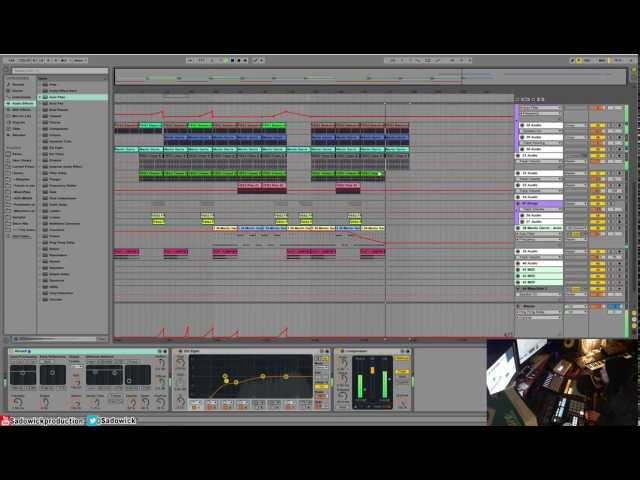 Lets Remix : Martin Garrix - Animals In Ableton Live 9