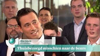 Wie is Jitse Groen, de man achter Thuisbezorgd.nl? - Z TODAY