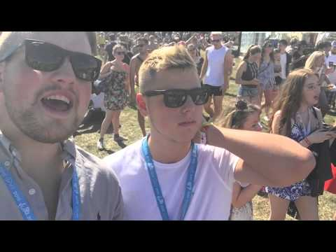 Ben Phillips   Sex bomb - festival gone crazy - VLOG