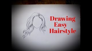 How To Draw Hair Step By Step Easy 免费在线视频最佳电影电视节目