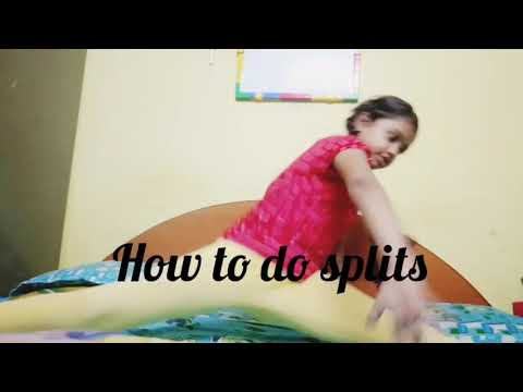 Download How To Learn Splits For Beginners Video 3GP Mp4 FLV HD Mp3