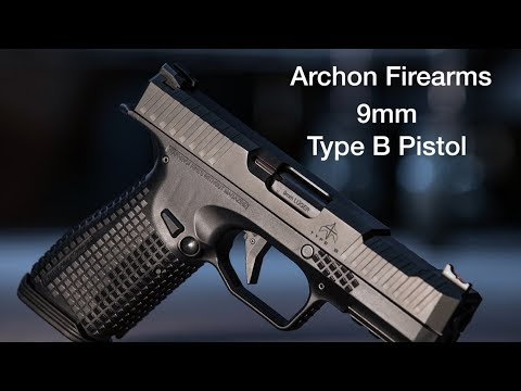 Archon's New 9mm Is More Than Standard