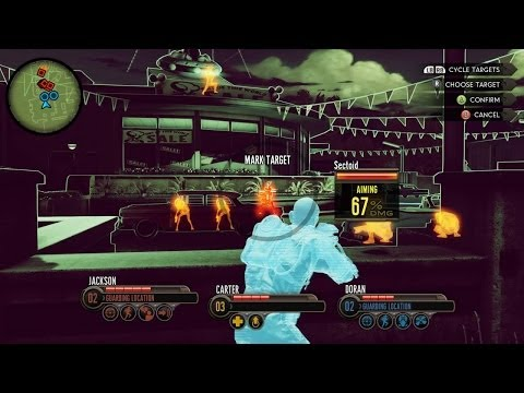 The Bureau: XCOM Declassified má nový trailer, na X360 exkluzivní DLC