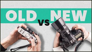 Old camera Vs new camera - Should I buy a new camera?