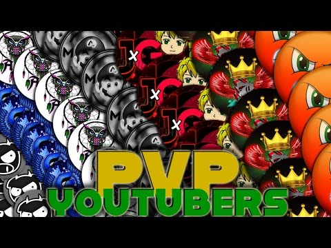 🔴NEBULOUS - PVP DE YOUTUBERS