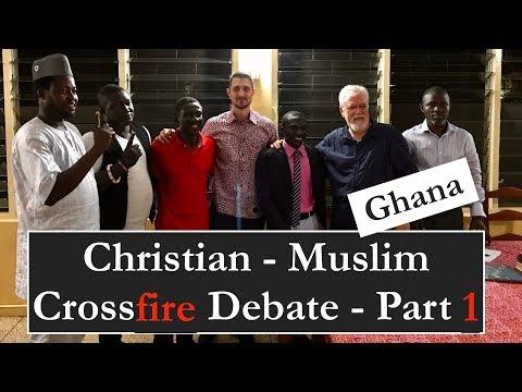 Download Ghana - Crossfire Debate Part 1: Did Jesus Die? HD Mp4 3GP Video and MP3