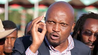 BREAKING NEWS: Moses Kuria arrested over alleged assault of woman