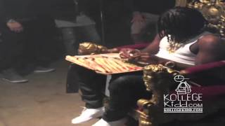 Chief Keef Films Music Video For Faneto!!