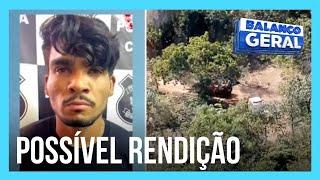 Pressão para Lázaro Barbosa se entregar à polícia aumenta no 16º dia de buscas