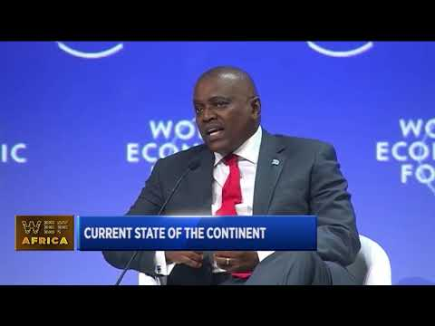 World Economic Forum: Africa: Rising Continent in a Fractured World